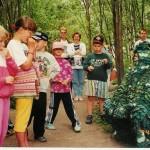 1996 Majametsän avajaiset