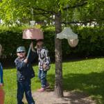 2015 Kapinoivia kapineita löytyi mm. puistoista, kuva I. Holopainen