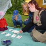 2007 Salainen puutarha Repokankaan taidetalossa
