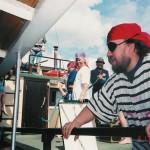 1995 Paroni von Wallentrip merirosvoristeilyllä