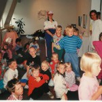 1995 Museon Pehmeä_näyttely