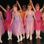 2002 Balettiesitys Kesäkarkeloissa